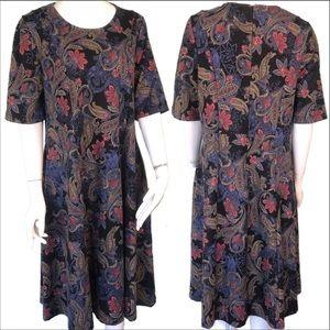 Jessica London Paisley Dress Size 14